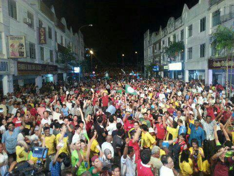 Big Turnout d seremban